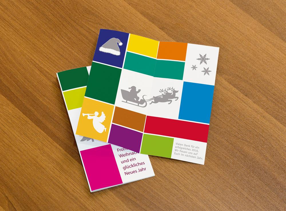 Casita – Weihnachtskarte + Gutschein