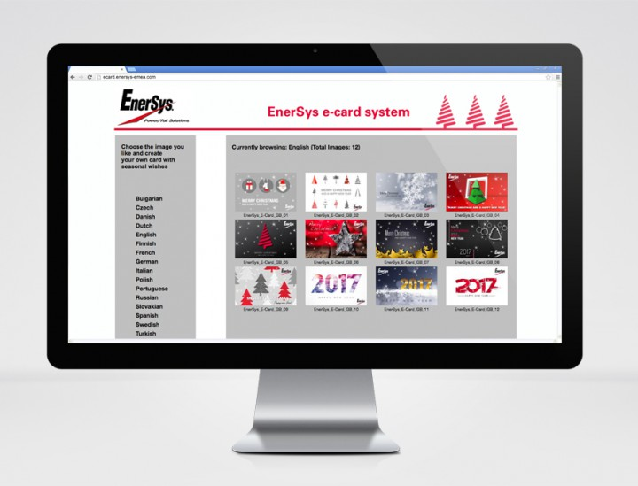 EnerSys Europe
