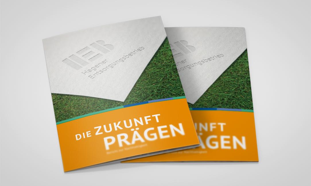 HEB Nachhaltigkeitsbericht – gelesen und für gut befunden