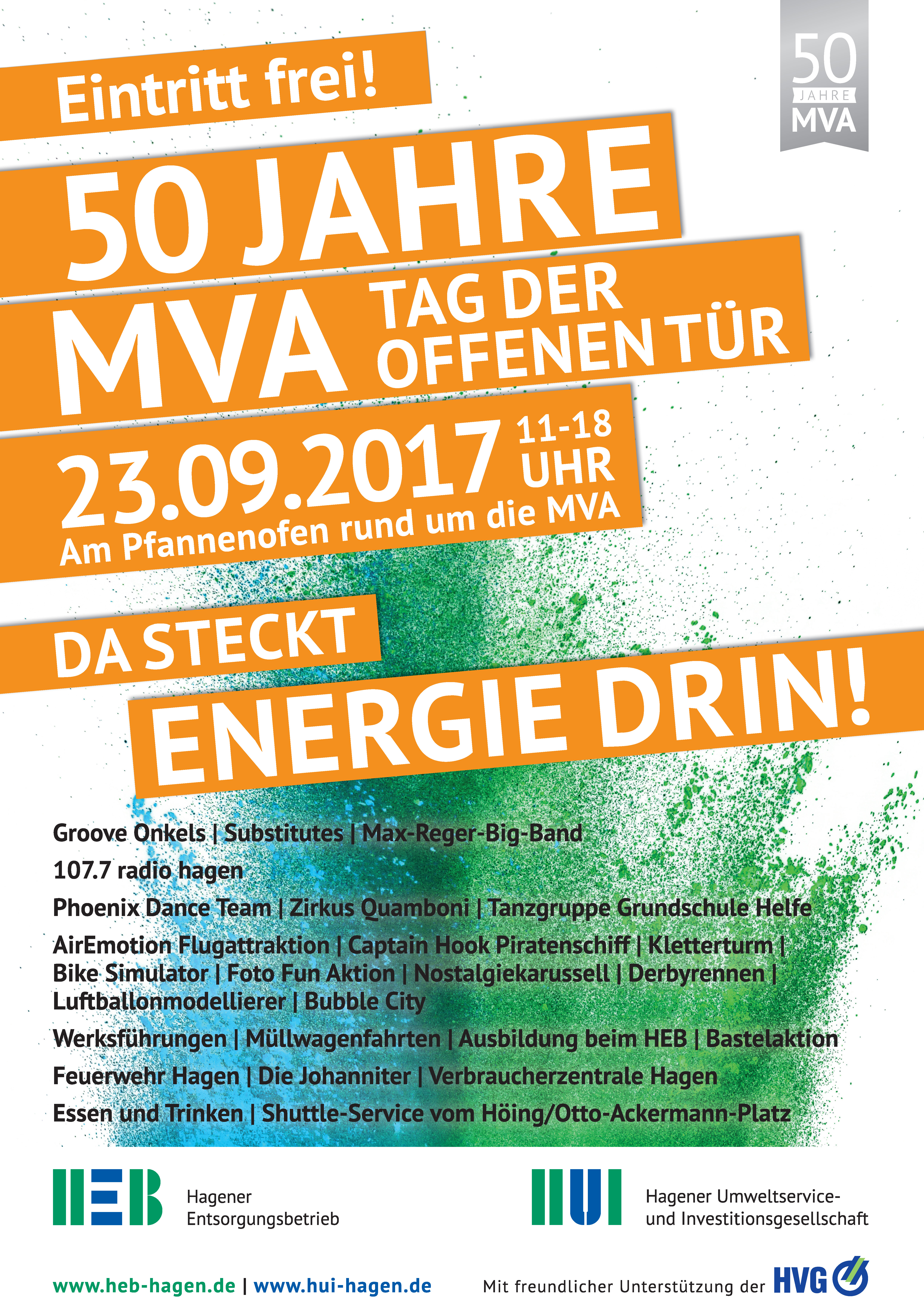 Hagens nächste Großveranstaltung – powered by AMW