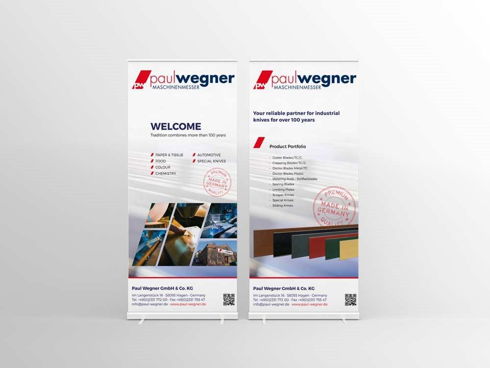 Paul Wegner Roll-Up