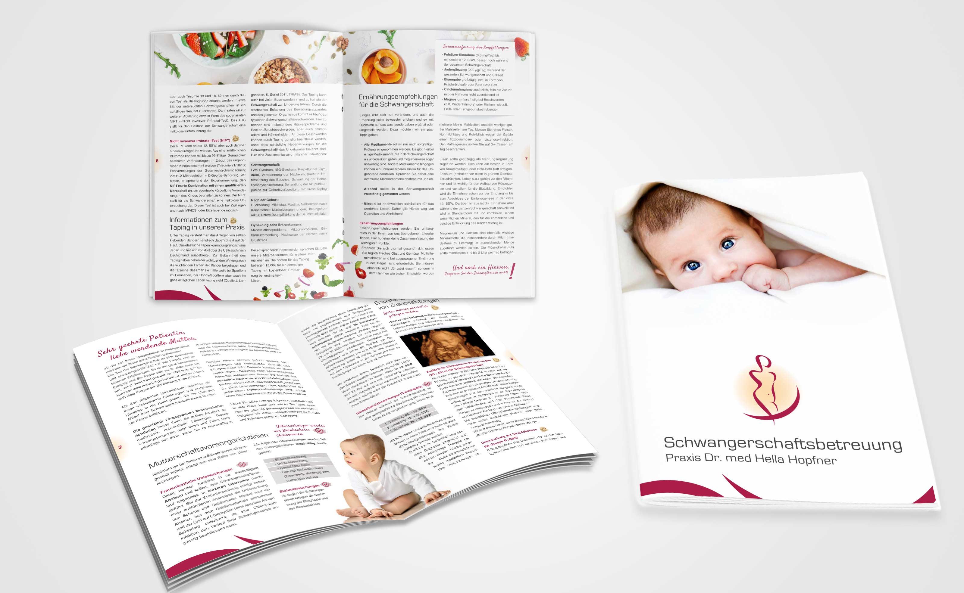 Dr. med. Hella Hopfner – Schwangerschaftsbetreuung