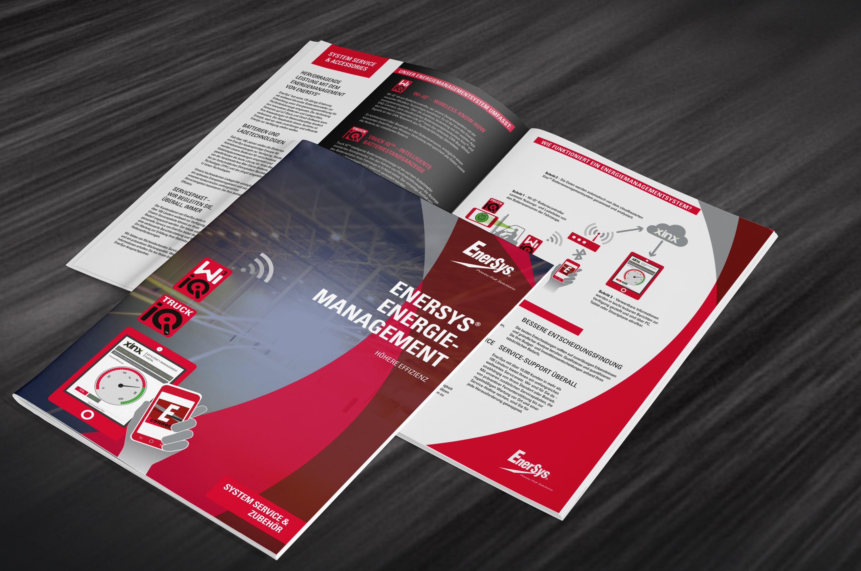 Hawker/EnerSys Prospekt Energie Management